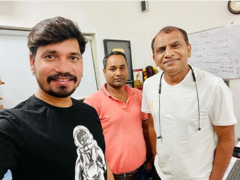 Pravesh Lal Yadav announces his next film 'Dildar Dulha'