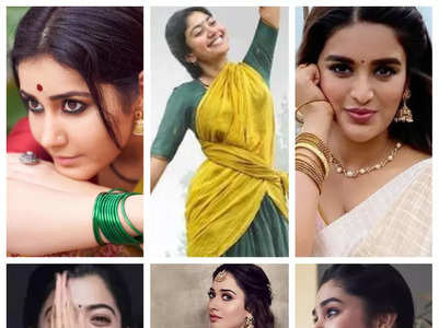 Tollywood actresses in langa vonis