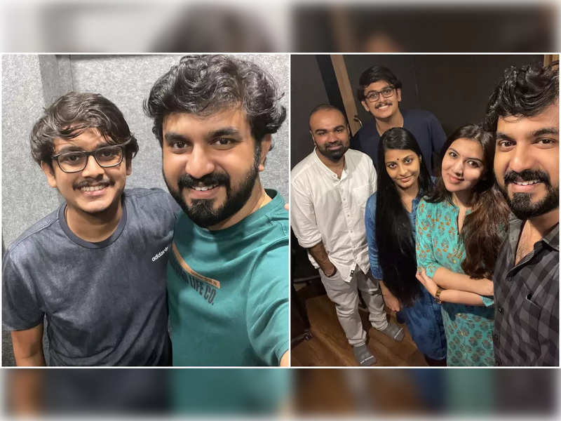 Super 4 contestant Abhijith Anilkumar bags a playback opportunity in Kailas Menon's next movie