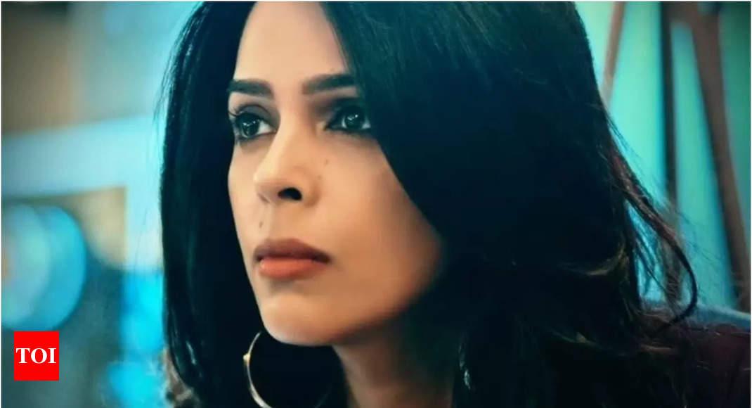 Mallika Sherawat on her new series 'Nakaab'