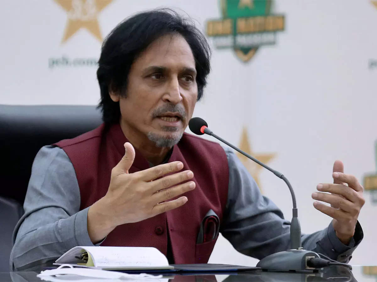 Ramiz Raja: Impossible right now but we are not in hurry; New PCB chief Ramiz  Raja on bilateral cricket with India   Cricket News - Times of India