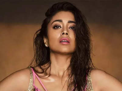 Shriya Saran uses this age-old home remedy for a beautiful skin