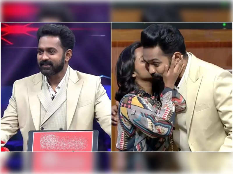 Asif Ali to grace Anchinodu Inchodinchu; gets a surprise kiss from a fangirl