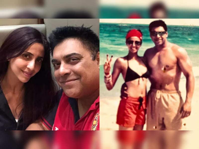 Gautami Kapoor shares unseen photo from her honeymoon with husband Ram Kapoor
