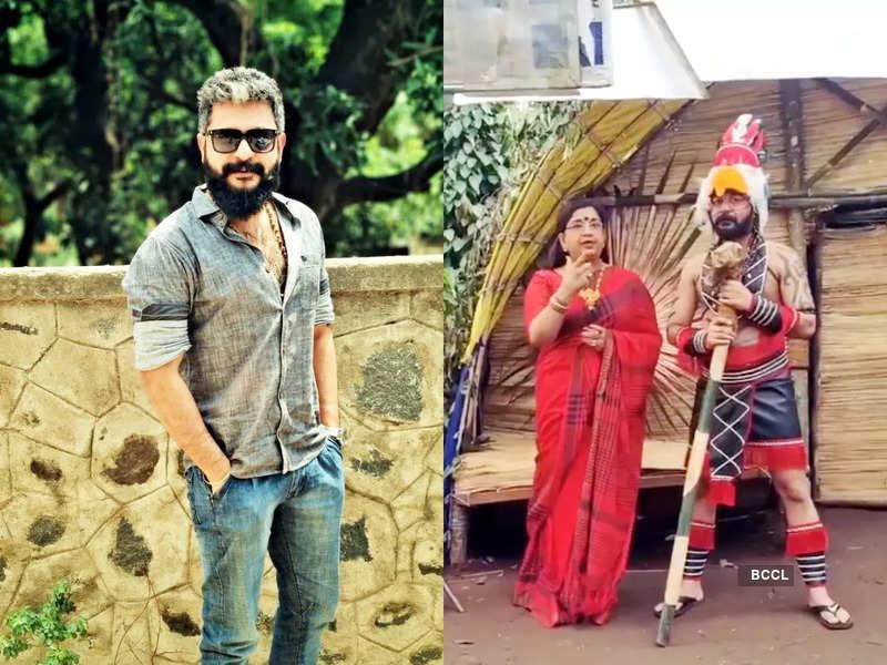 Isvar Raghunathan to make a cameo appearance in Thirumathi Hitler (Photo - Instagram)