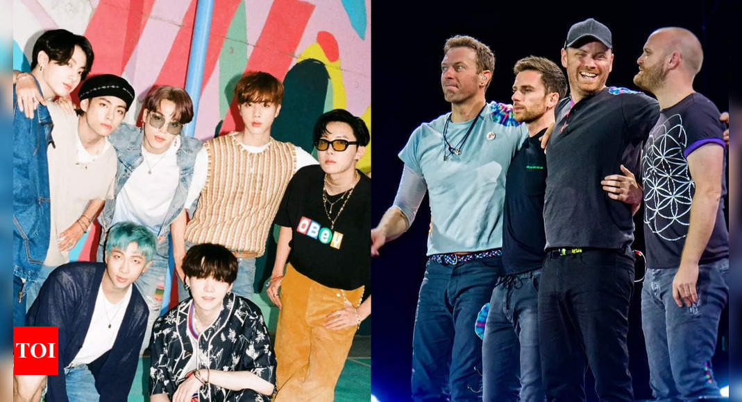 Release date of Coldplay, BTS' My Universe'