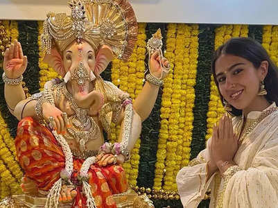 Here's how B'wood celebrated Ganesh Chaturthi