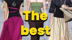 The best of NYFW