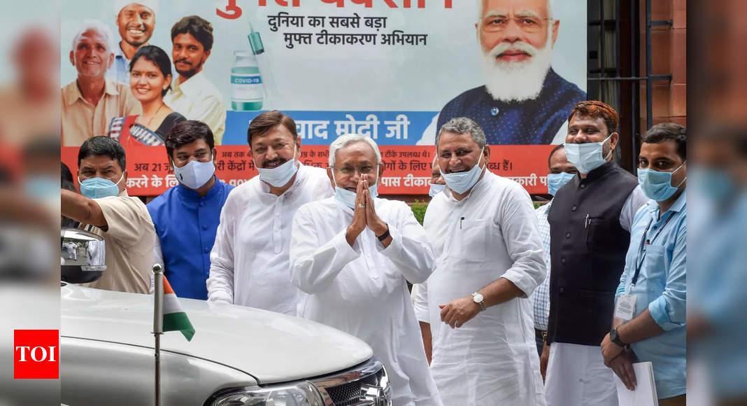 Bihar govt will carry out massive Covid vaccination drive on PM Modi's birthday, says Nitish Kumar