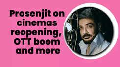 Prosenjit on cinemas reopening, OTT boom and more