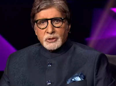 When Big B's director thought he ran from home