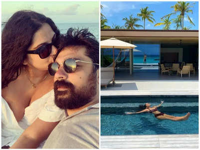 Rhea and Karan Boolani's honeymoon diaries