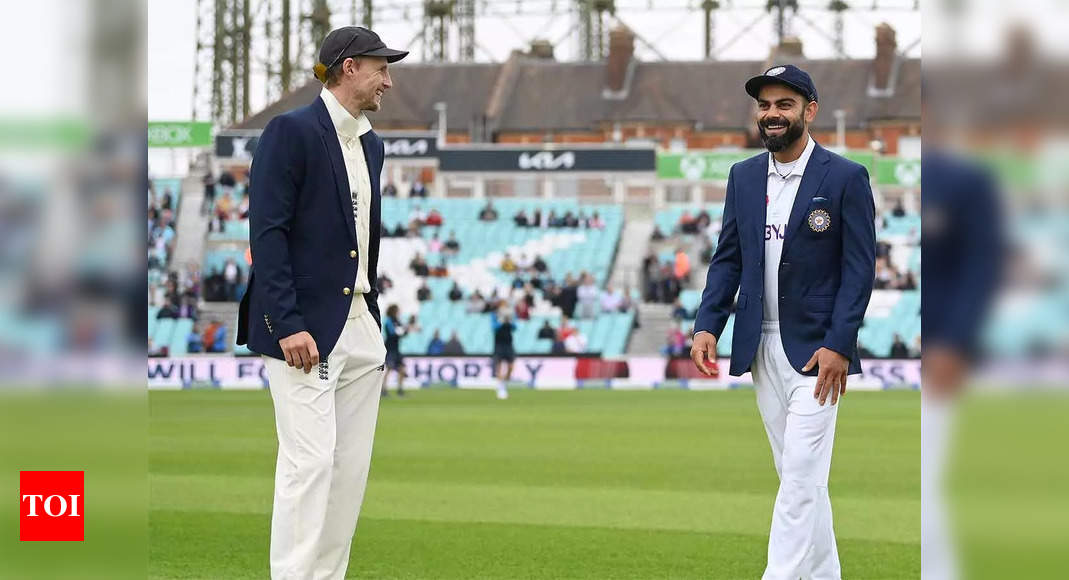 With BCCI's offer in mind, ICC should award series 2-1 to India: VVS Laxman | Cricket News – Times of India