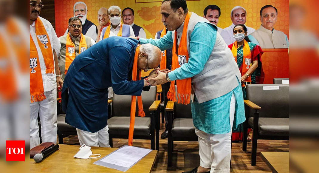Bhupendra Patel takes oath as Gujarat's 17th CM: Only 2 have completed full term