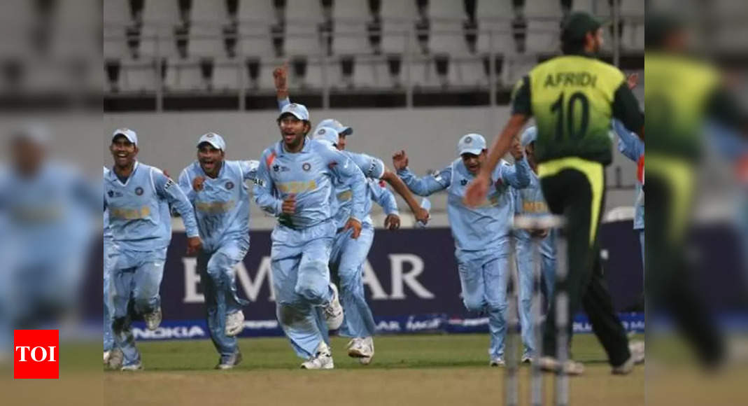 , On this day in 2007: India beat Pak via bowl-out in World T20, The World Live Breaking News Coverage & Updates IN ENGLISH