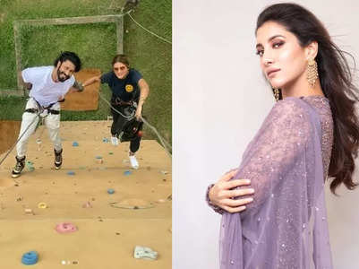 Rukmini on Vidyut Jammwal's engagement
