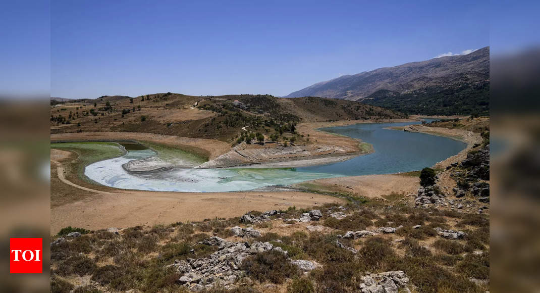 Water crisis could lead to conflicts in the Middle East – Times of India