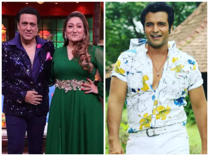 After Kashmera Shah's serious comments on Govinda's wife, nephew Vinay Anand speaks about his aunt Sunita, says, 'She is like a mother figure to me'