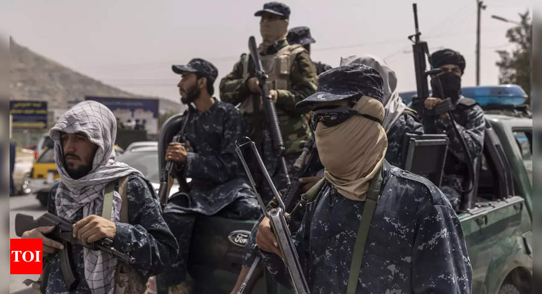 Taliban in Afghanistan: Will it be India-Russia-Iran vs China-Pakistan? – Times of India