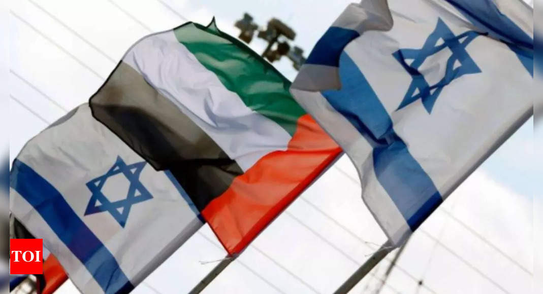 UAE aims for trillion in activity with Israel by 2031