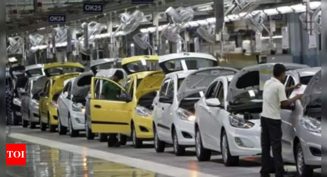 Cabinet may approve revised PLI scheme for auto sector