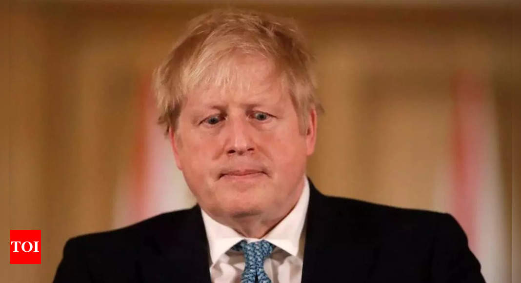 , UK PM Boris Johnson mourns mother's sudden death, The World Live Breaking News Coverage & Updates IN ENGLISH