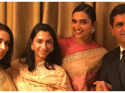 Story behind names of Deepika's family