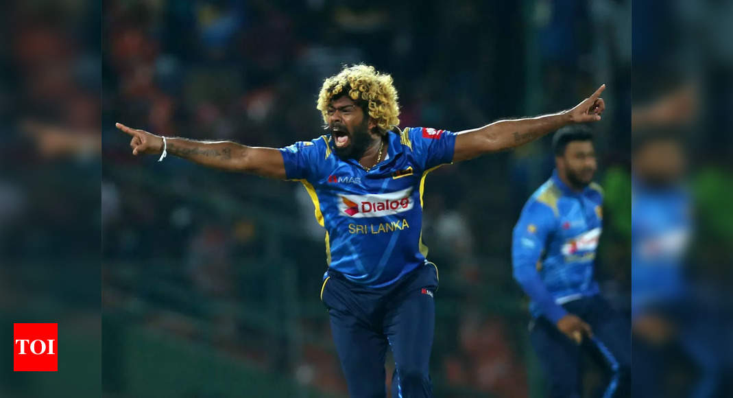 Lasith Malinga Retirement: Lasith Malinga announces retirement from all forms of cricket   Cricket News – Times of India