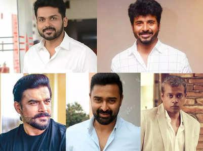 5 Tamil stars who are engineering graduates