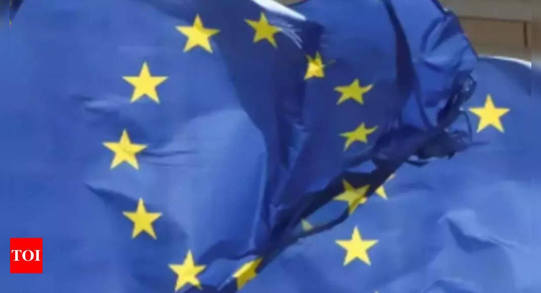 EU says has no option but to talk to Taliban