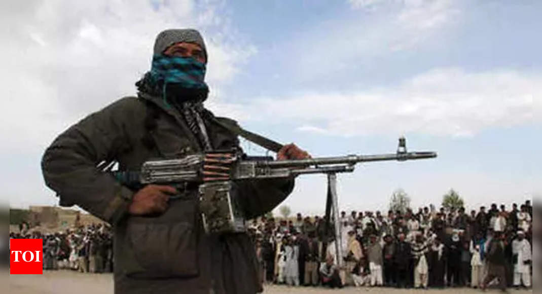 taliban: Taliban thank world for promised aid, urge US to show 'heart' – Times of India