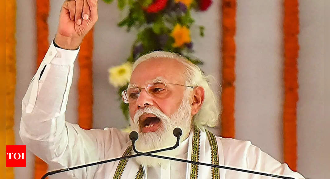 BJP to use PM's Aligarh event as launch pad for poll campaign