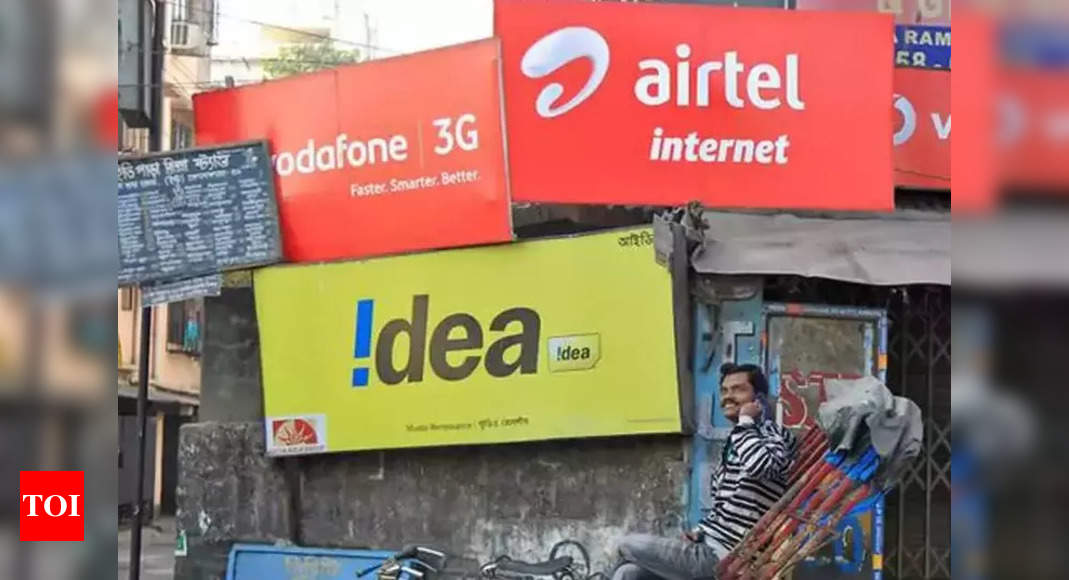Cabinet may consider relief package for telecom sector on Wednesday – Times of India