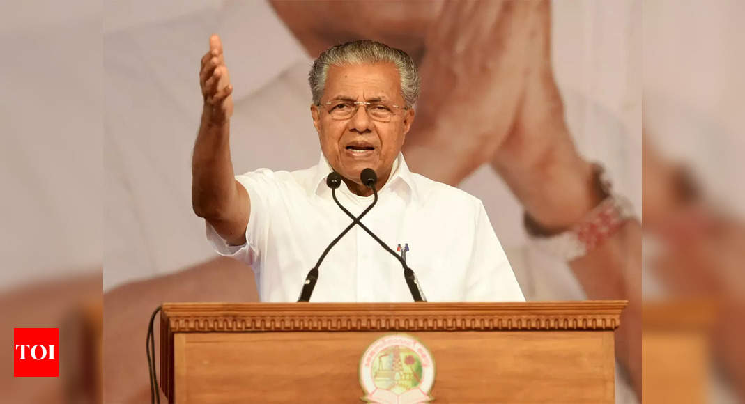 Vijayan inaugurates 92 new school buildings, labs and libraries across state