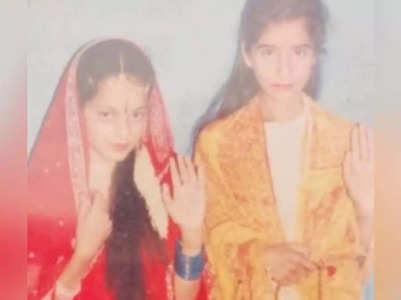 When Kangana played Goddess Sita in school drama