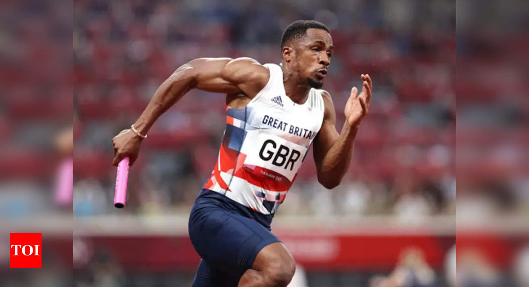 Tokyo medallist Ujah's B-sample tests positive, case referred to CAS | More sports News – Times of India