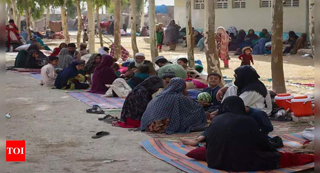 uzbekistan: US says nearly 500 Afghan citizens evacuated from Uzbekistan – Times of India