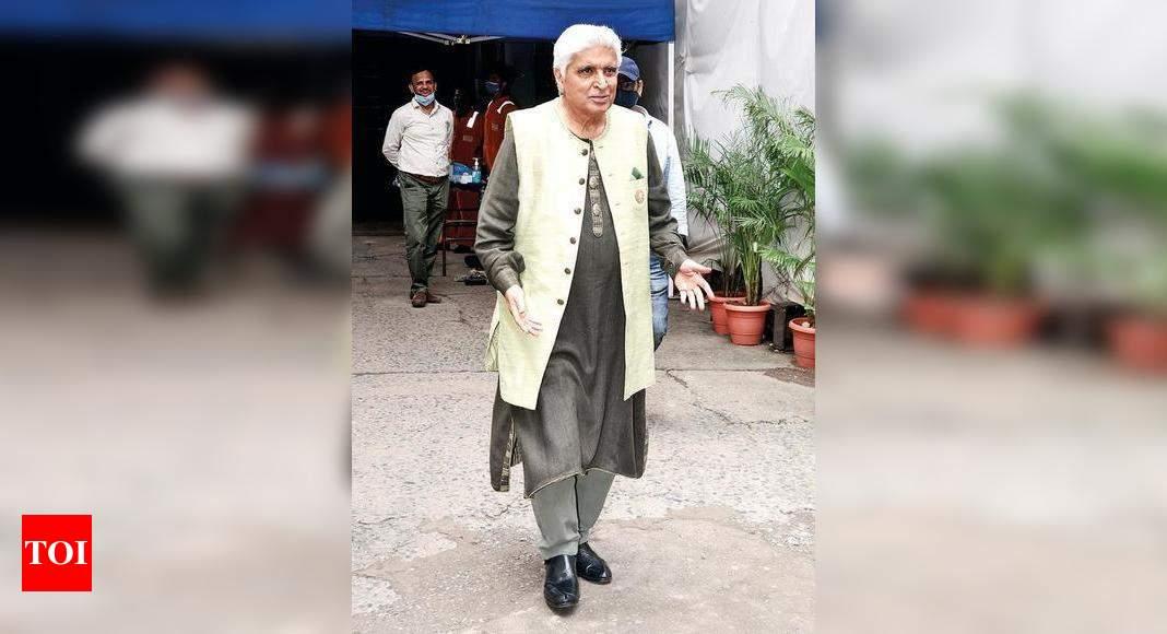 Javed Akhtar: Hindus most tolerant, says Javed Akhtar in Saamna | Mumbai News – Times of India