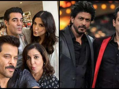 Farah reveals SRK, Salman's food habits
