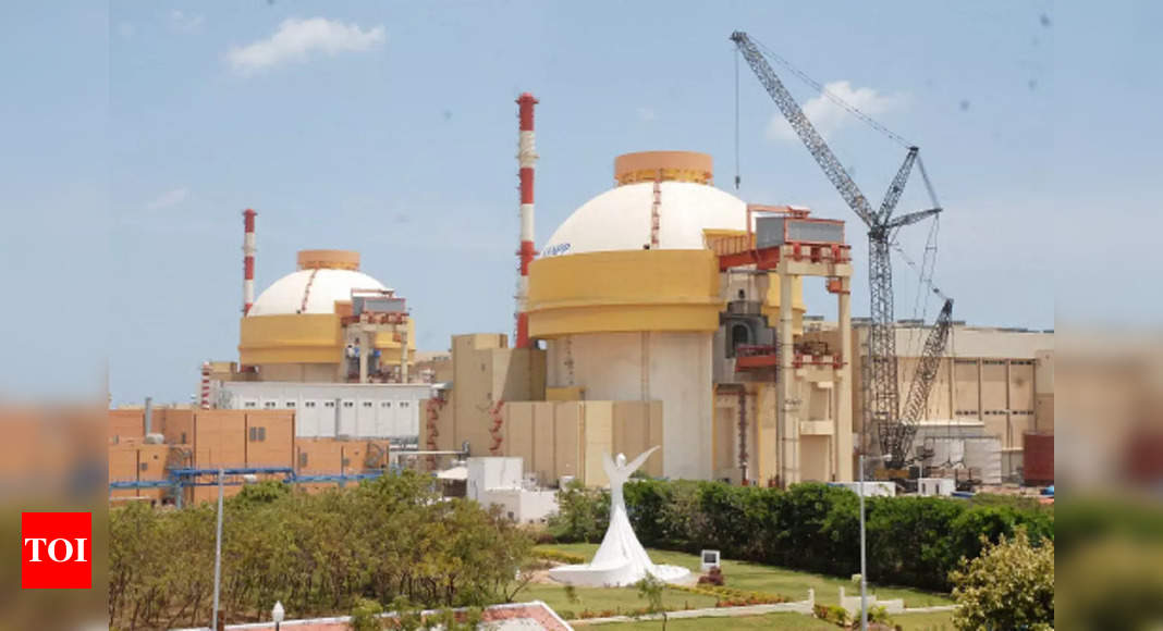 India to increase nuclear energy capacity three times in next 10 years to reduce its carbon footprints