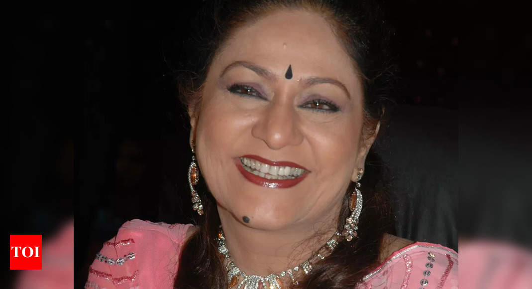 Aruna Irani on what keeps her away from work