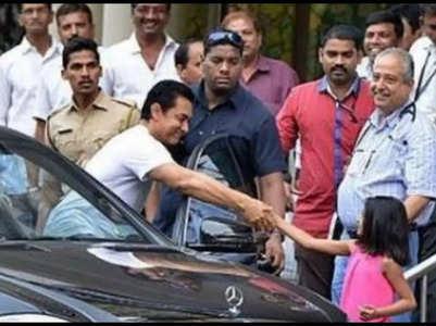 Aamir Khan's bodyguard's annual salary