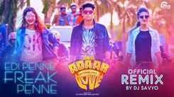 Check Out Popular Malayalam Song Music Video - 'Edi Penne Freak Penne' (Remix) Sung By Sathyajith And Neethu Naduvathettu