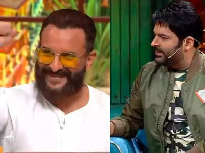 Saif gives hilarious answer to Kapil's ques