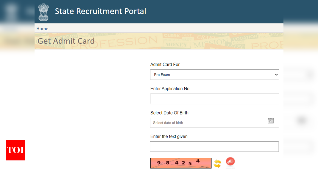 RPSC Admit Card 2021 released for Assistant Professor exam, download here