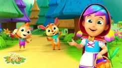 Check Out Popular Kids Song and English Nursery Story 'Little Red Riding Hood' for Kids - Check out Children's Nursery Rhymes, Baby Songs, Fairy Tales In English