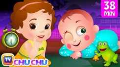English Nursery Rhymes: Kids Video Song in English 'Are You Sleeping'