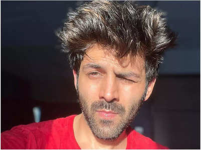 Kartik Aaryan shoots for the climax of Freddy