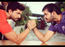'Race': Vikrant Singh shares a still with co-star Arvind Akela Kallu from the set
