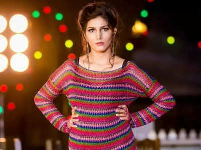 Sapna Choudhary reacts to her death rumour